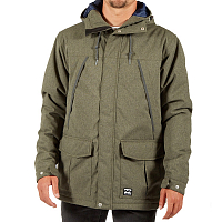 Billabong ALVES 10K JACKET GRAPE HEATHR