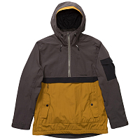 Holden SCOUT ANORAK JACKET Shadow / Black / Mojave
