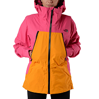 The North Face W PURIST TRIC JACKET ZINNIA OR (XVR)