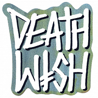 Deathwish DEATHSTACK HOLO STICKER ASSORTED