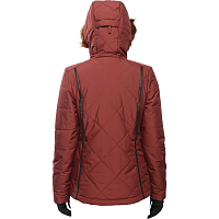 Billabong UFFIE JACKET BLACK CHERRY
