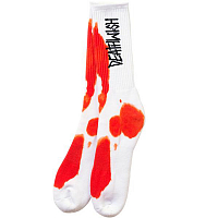 DEATHWISH DEATHSPRAY SOCK BLOOD
