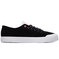 DC Evan LO Zero S M Shoe BLACK/ATHLETIC RED