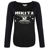 Nikita MAYWOOD TEE BLACK