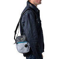 Billabong BOULEVARD SATCHEL GREY HEATHER