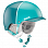 Bern MUSE WOMEN'S Satin Teal Hatstyle/Grey Liner