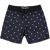 Billabong PALMS OG 17 BLACK