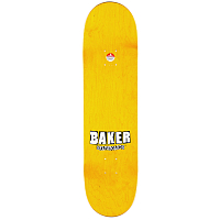 BAKER BRAND LOGO OPTICAL DECK 8,125