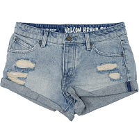 Volcom STONED SHORT ROLLED CLOUD BLUE