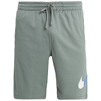 Nike M NK SB DRY SHORT SNDY GFXFILL CLAY GREEN/BLACK