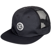 DC HARSH POCKET  HDWR BLACK