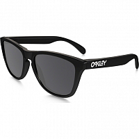 Oakley Frogskins POLISHED BLACK W/GREY
