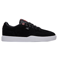 DC Vestrey SE J Shoe BLACK/WHITE/RED