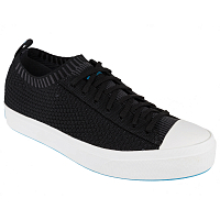 NATIVE JEFFERSON 2.0 LITEKNIT JIFFY BLACK/SHELL WHITE