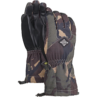 Burton YOUTH PROFILE GLOVE SEERSUCKER CAMO