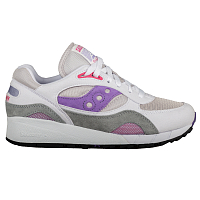 Saucony SHADOW 6000 OX WHITE/PURPLE/PINK