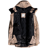 DC HARBOR JKT M SNJT INCENSE DCU CAMO MEN