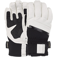 Pow ALPHA GTX GLOVE WHITE-BLACK