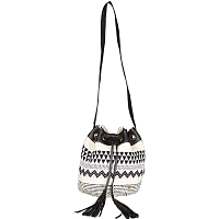 Billabong FOREVER BAG Black White
