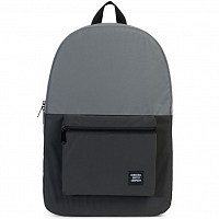 Herschel PACKABLE DAYPACK Silver Reflective/Black Reflective