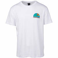 Rip Curl ANIME SESSION SS TEE OPTICAL WHITE