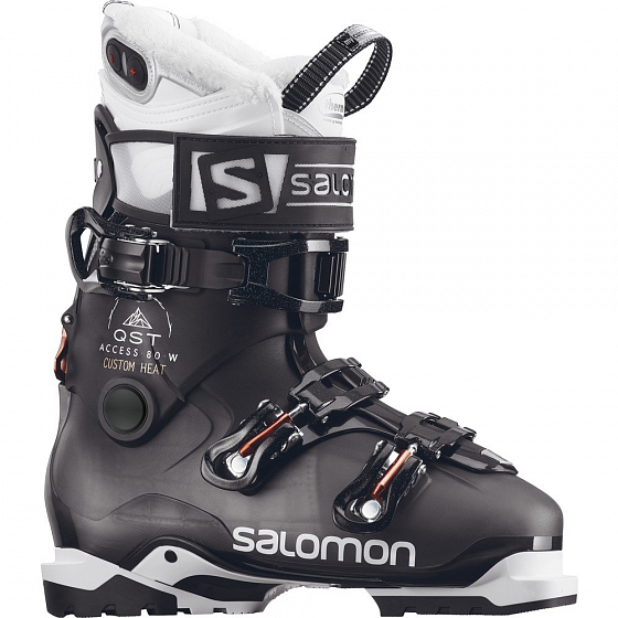 Ботинки для г/л SALOMON QUEST ACCESS CUSTOM HEAT FW18 от Salomon в интернет магазине www.traektoria.ru - 1 фото