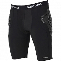 Burton MB TOTAL IMP SHORT TRUE BLACK