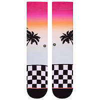 Stance FOUNDATION WOMEN BAECATION CREW MULTI