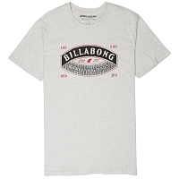 Billabong GUARDIANT TEE SS LT GREY HEATHER