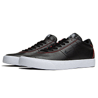 Nike SB ZOOM BRUIN NBA BLACK/BLACK-UNIVERSITY RED
