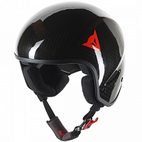 Dainese GT CARBON WC CARBON/RED-LOGO