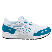 Asics GEL-LYTE WHITE/TEAL BLUE