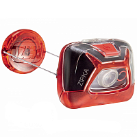 PETZL ZIPKA RED
