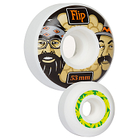 Flip CUTBACK CHEECHCHONG WHEELS PACK ASSORTED