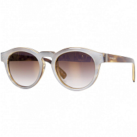 VonZipper DITTY FROSTED TORT GLOSS / GOLD CHROME GRADIENT