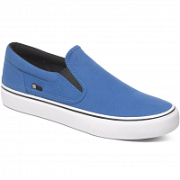 DC TRASE SLIP-ON T M SHOE BLUE