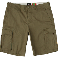 RVCA MAKUA SHORT BURNT OLIVE