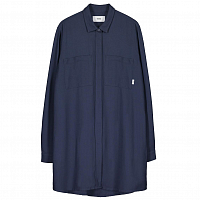 Makia NOMINAL SHIRT DARK BLUE