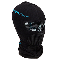 BodyDry K2 BALACLAVA Black/Blue