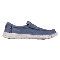 Dude MIKKA WASHED STRETCH INDIGO