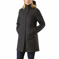 ARCTERYX EMBRA COAT BLACK HEATHER