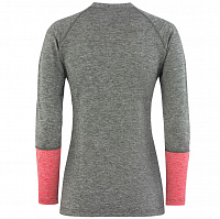 Majesty COVER LADY TOP GREY