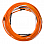 Ronix R6 - 80 FT - 6-SECTION FLOATING MAINLINE NEON ORANGE