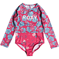 Roxy ROXY MERMAID LS K SFSH ROUGE RED ABYSSAL TROPICAL