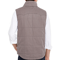 LEVIS BARSTOW VEST Pewter