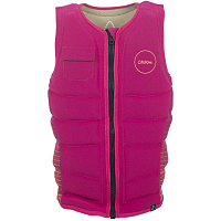 FOLLOW STOW CE IMPACT LADIES VEST MAGENTA