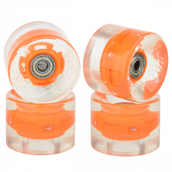 Колеса SUNSET SKATEBOARDS CRUISER WHEEL WITH ABEC9 SS от SUNSET SKATEBOARDS в интернет магазине www.traektoria.ru - 1 фото