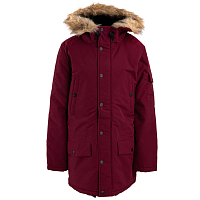 Carhartt WIP W' ANCHORAGE PARKA MULKBERRY / BLACK