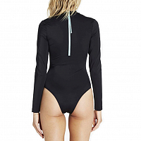 Billabong REISSUE BODYSUIT BLACK PEBBLE