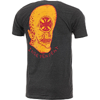 Independent STEARNS CYCLOPS REGULAR S/S T-SHIRT CHARCOAL HEATHER